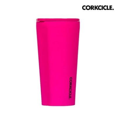 [콕시클 텀블러]보냉/보온컵 470ml 네온 핑크 이중진공