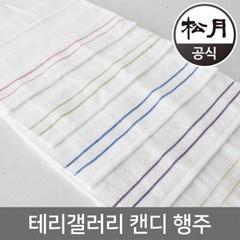 [송월타월] 테리갤러리 캔디 컬러행주_(602844716)
