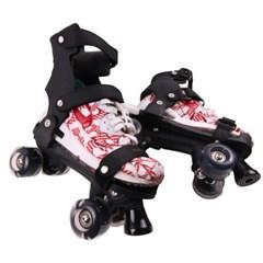 고고타 신발신고 타는 LED 롤러 스케이트 (아동용 보호대세트 증정)