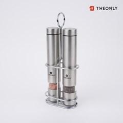 디온리 전동 소금 후추 그라인더 세트 NAG026S
