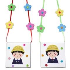 입학 사탕꽃목걸이(5인용)