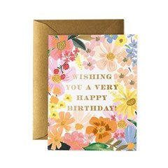 Marguerite Birthday Card 생일 카드