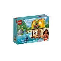[레고 디즈니 프린세스] 43183 모아나의 고향 섬
