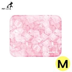 브리더 아이스매트 쿨매트 40cmx50cm M 핑크