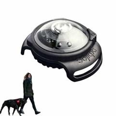 강아지 안전등 독듀얼 세이프티 라이트 화이트
