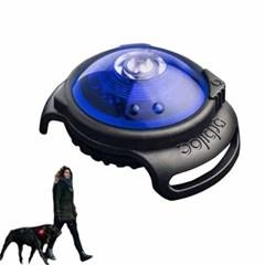 강아지 안전등 독듀얼 세이프티 라이트 블루