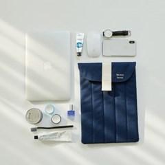 리에코서울 스콘 노트북 파우치 Indigo Navy (RE:PET line)
