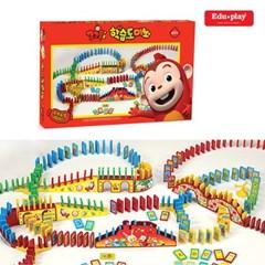 쿠쿠토이즈 코코몽학습도미노(200 PCS) 두뇌개발 완구 장난감 게임