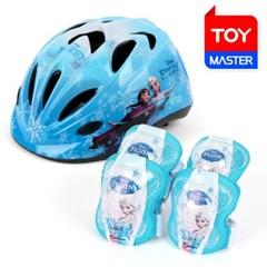 [삼천리자전거] 겨울왕국 헬멧 보호대 세트
