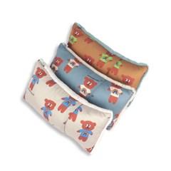 [monchouchou] Dumb Bear Fur Pillow