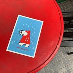 Happy Rainy Day엽서