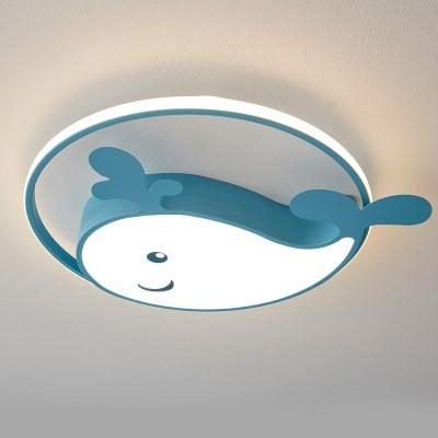 LED 스위밍 고래 키즈방등 50W