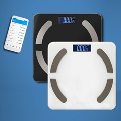 노바리빙 스마트 LCD 체지방 체중계 인바디