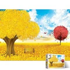 1000피스 직소퍼즐 황금 나무 AL3012_(1325442)