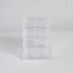 [모던하우스] 프로페셔널 아크릴 3단 서랍 W10xH14cm