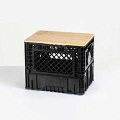 [모던하우스] 접이식 밀크박스 25리터 전용 우드커버