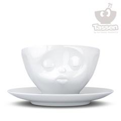 타쎈 커피 컵 (Kissing)