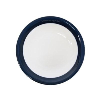 아벨 블루 접시중