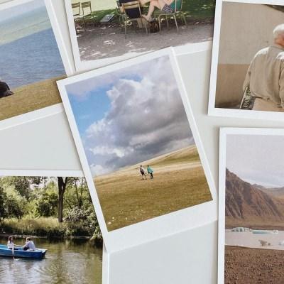 frame postcard_6type 감성엽서 포토엽서