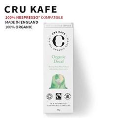 [크루카페] 유기농 디카페인 커피 10캡슐