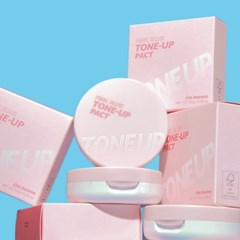 [아임미미] 핑크블러톤업팩트