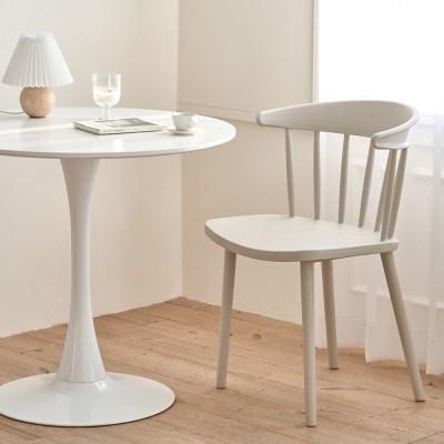 블랑드체어 인테리어 식탁의자 4colors