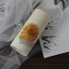 11월 탄생화향초캔들 금잔화향초 기념일선물 생일선물 캔들선물