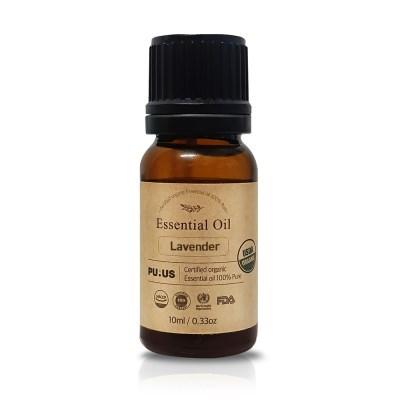 퓨어스 유기농 라벤더 에센셜 오일 100%