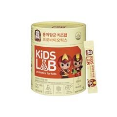 [정관장] 홍이장군 키즈랩 프로바이오틱스 60포 (2개월_(1262577)