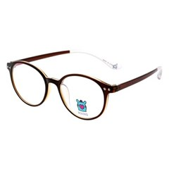 [룩옵티컬] [BT21 안경] BT21 MANG 클래식 뿔테 안경_EL
