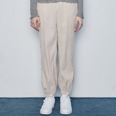 IN JOGGER PANTS(CREAM)_(4389658)
