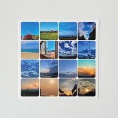 포토 스티커 / Photo Sticker