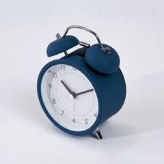 [모던하우스] 트윈벨 알람시계 네이비