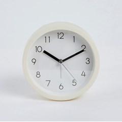 [모던하우스] 더 심플 화이트 알람시계