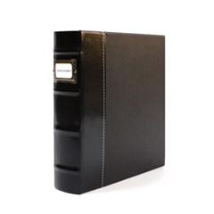 포켓식 4x6 포토앨범 레귤러 벨라지오 블랙