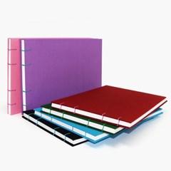 수제 크로키북 드로잉북 A4