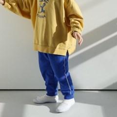 열) 럭키삥줄 아동 팬츠-주니어까지