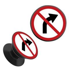 [ADEEPER] 우회전 금지 그립톡