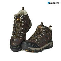 알바트레 등산 캠핑 라이트 사계절 발목등산화 AL-TS1120-BC