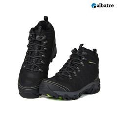 알바트레 등산 캠핑 라이트 사계절 발목등산화 AL-TS1120-BK