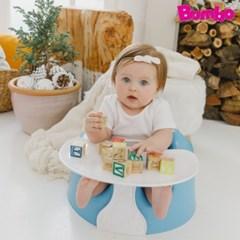 BUMBO 범보 콤보 세트 아기식탁의자 파우더 블루 컬러_(1751941)