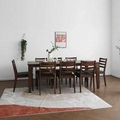 [헤리티지월넛] AL3형 식탁/테이블 세트 2000_(1660826)