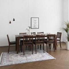 [헤리티지월넛] AL1형 식탁/테이블 세트 2000_(1660828)