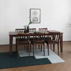 [헤리티지월넛] AL형 식탁/테이블 세트 2000_(1660829)
