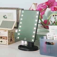 터치식 LED 조명거울/연예인거울 화장대 메이크업거울