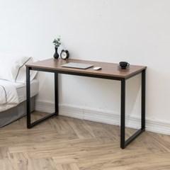 프리모 철제 책상 다용도 테이블 1200 블랙 화이트