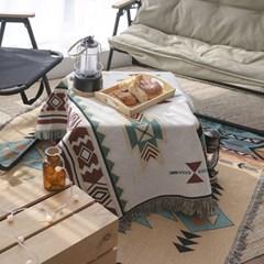 blanket 캠핑 보헤미안 스타일 블랭킷 시리즈_(830060)