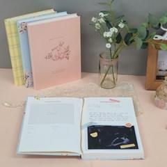 헬로리틀원 태교일기장 육아일기 임신다이어리 임신축하선물