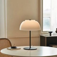 루미르R 테이블 램프 블랙에디션 무광 (USB전원 / 4단계밝기조절)