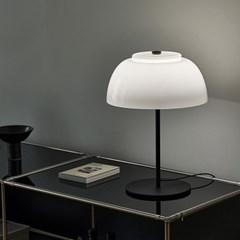 루미르R 테이블 램프 블랙에디션 유광 (USB전원 / 4단계밝기조절)